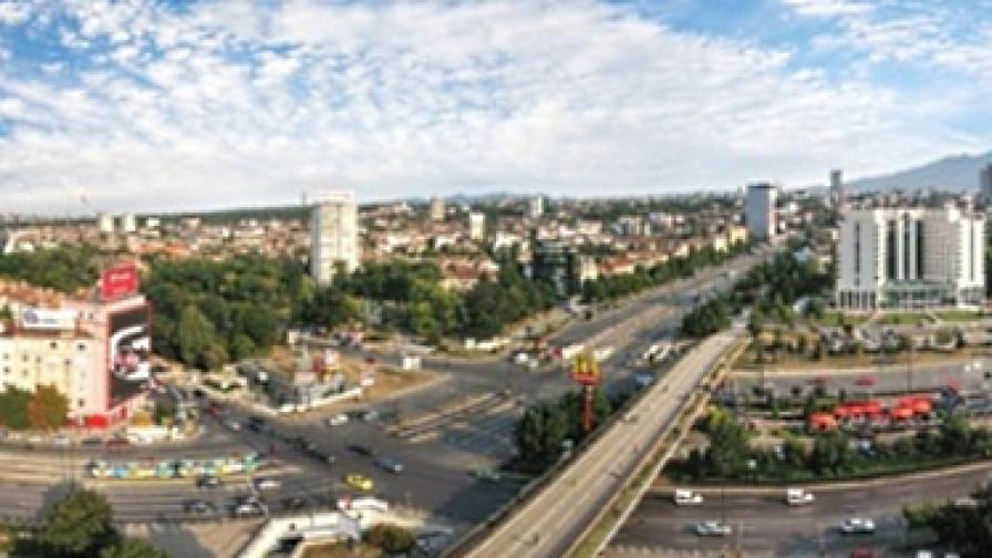 София е вторият най-бързо развиващ се град в Европа