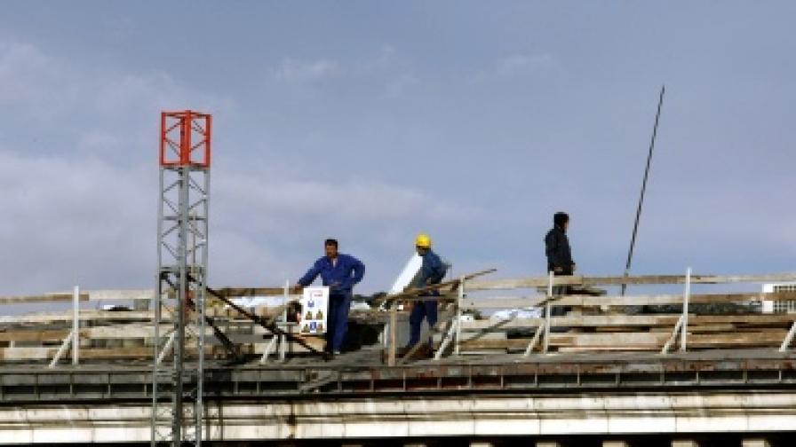 Стена се срути върху строител в Благоевград