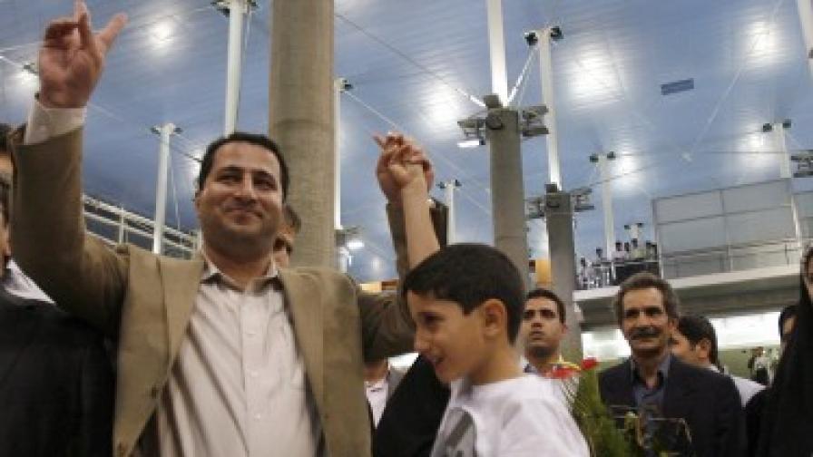 САЩ дали 5 млн. долара на иранския физик?