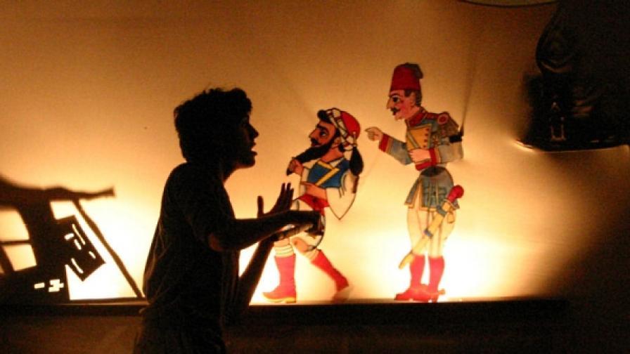 Гърция: Театърът на сенките Карагьозис е наш