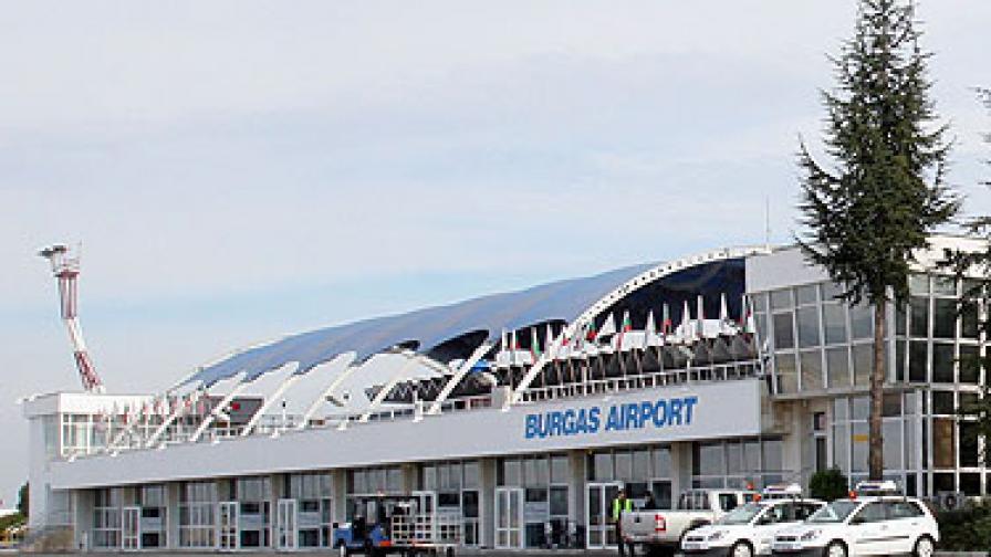 ЕК одобри помощ за летищата в Бургас и Варна