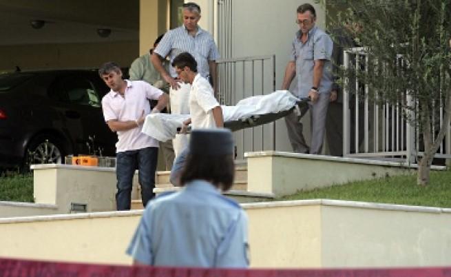 Разстреляха гръцки журналист с 20 куршума