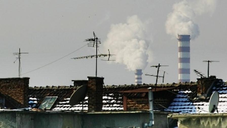 Замърсеният въздух е най-сериозният екопроблем за българите