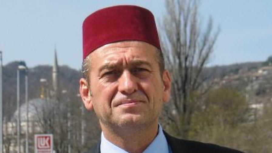 Юзеир Юзеиров е арестуван в Белгия