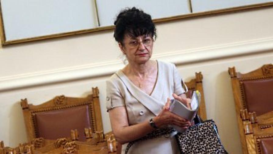 Анна-Мария Борисова: Часовникът на реформата вече тиктака
