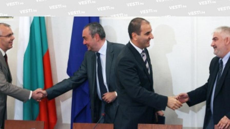 Цветанов: Спрете спекулацията за щата на МВР!