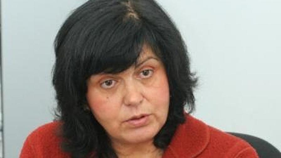 Светлана Божилова обжалва избора на Вяра Анкова за шеф на БНТ