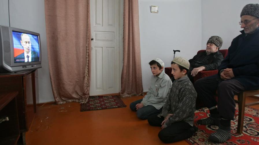 Руско-чеченска криза след масов младежки бой