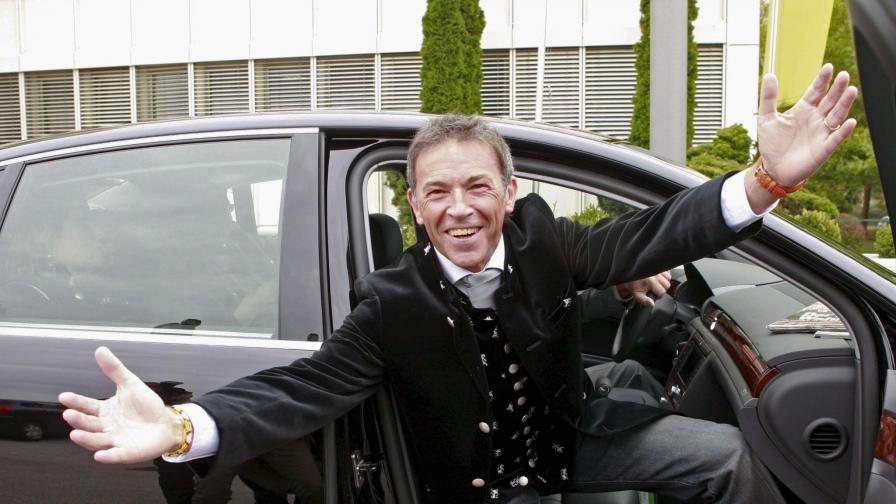 Йорг Хайдер през 2008 г.