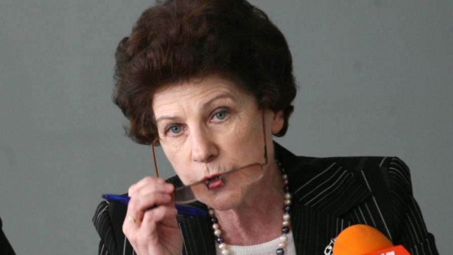 Христина Митрева, управител на НОИ