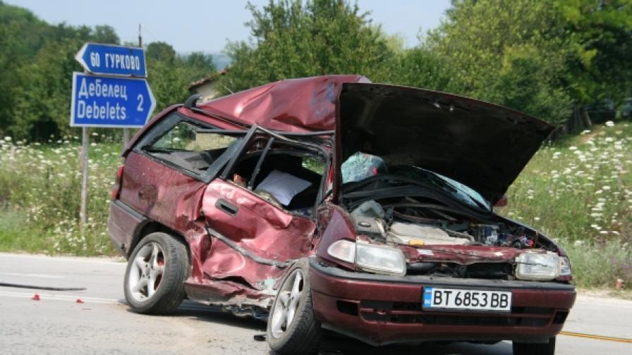 Трета жертва от катастрофата край В. Търново