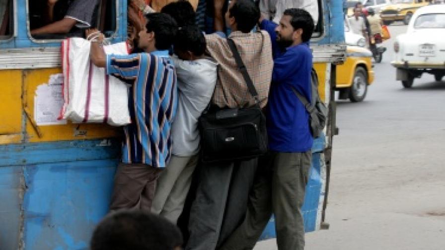 Индия: Правосъдие от автобуса