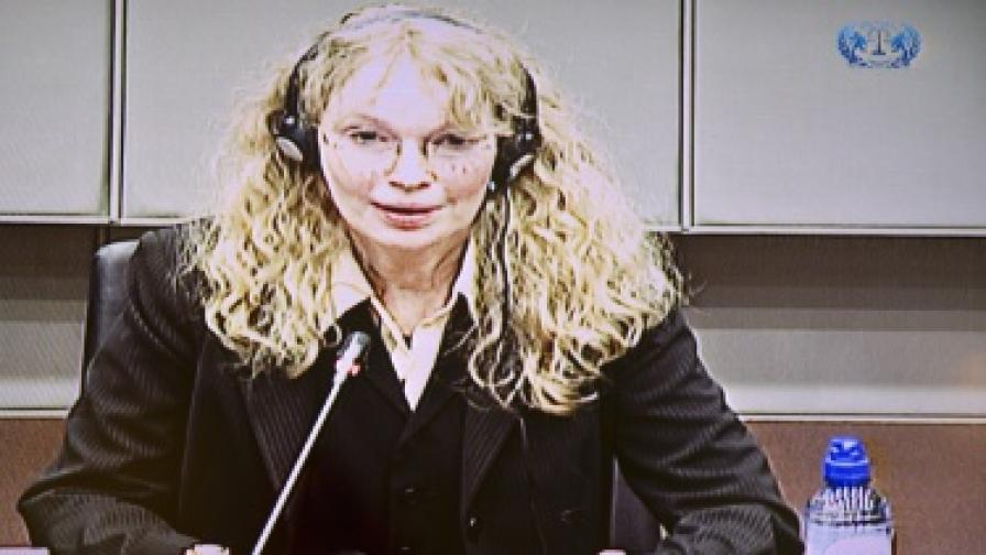 Миа Фароу: Наоми Кембъл лъже в показанията си