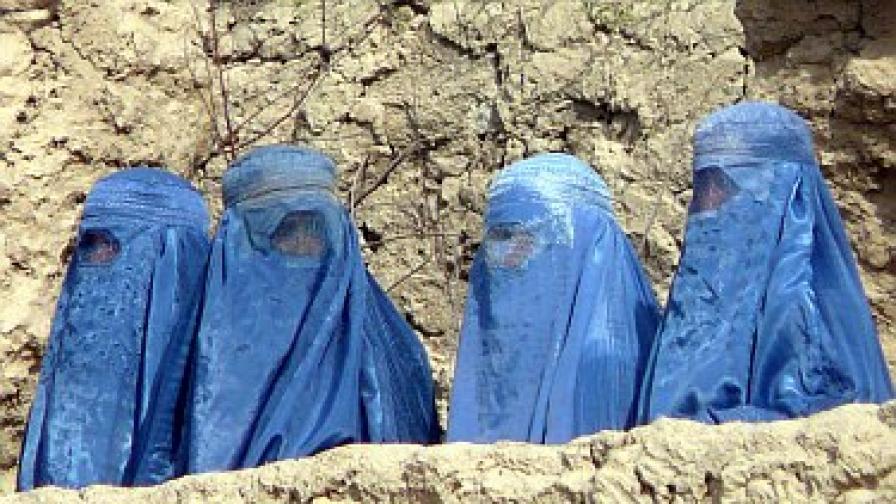 Талибани екзекутираха бременна вдовица
