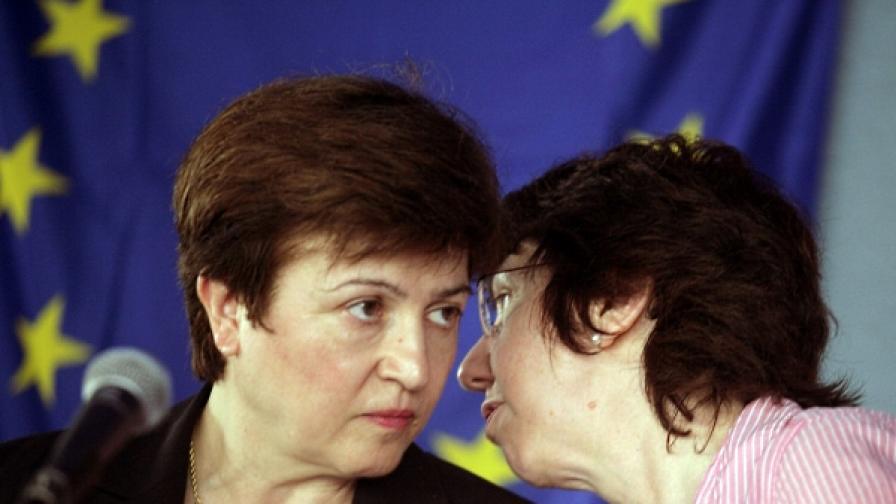 Кристалина Георгиева: В криза отношенията укрепват