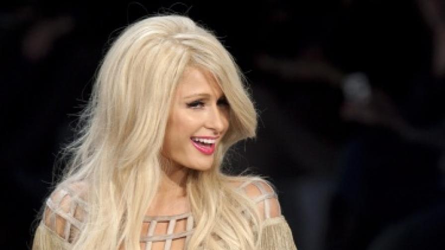 Марка удължители за коса съди Парис Хилтън за $35 млн.