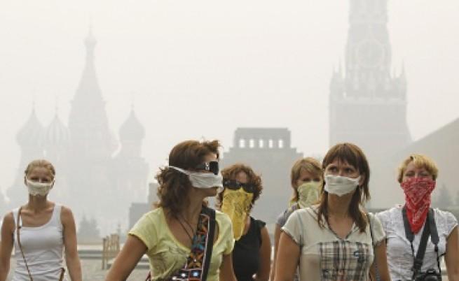 35 арестувани на протест срещу кмета на Москва