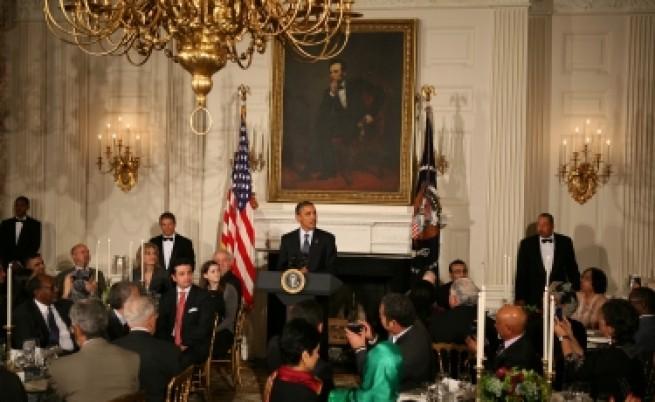 Обама: Нека строят джамия до Кота Нула