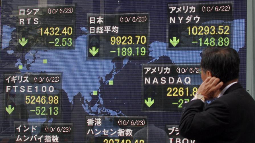 Европа си връща доверието на инвеститорите