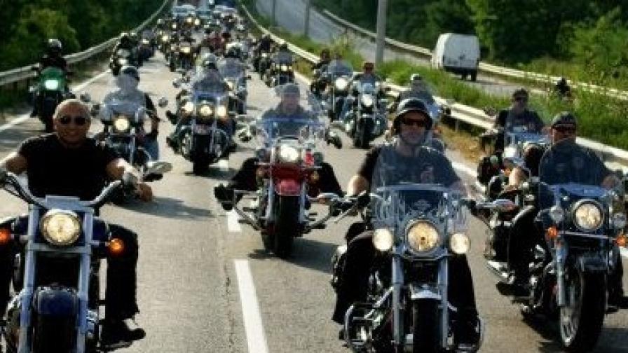 Мото-рок фест във Велико Търново