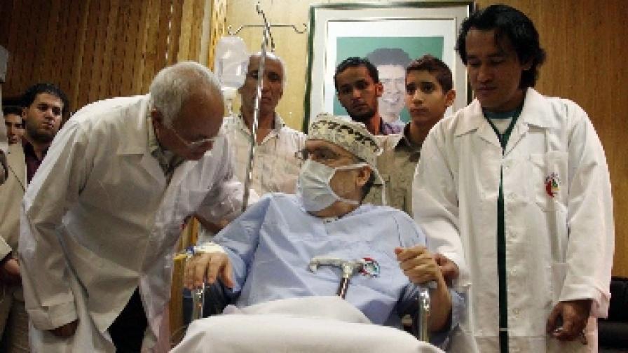 Меграхи живее година след освобождаването му, въпреки лекарски заключения