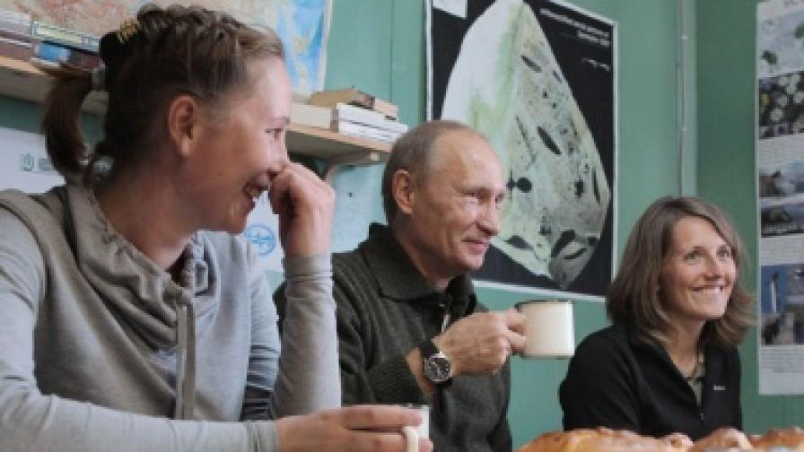 Путин: Ние ли сме виновни за промените в климата?