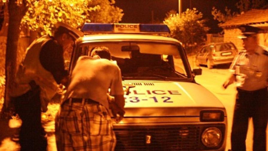 Бивш полицай жертва на полицейски произвол
