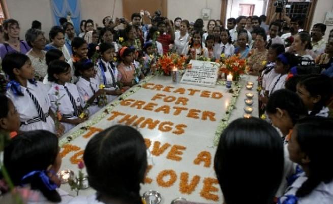 В Индия честват 100 години от рождението на Майка Тереза