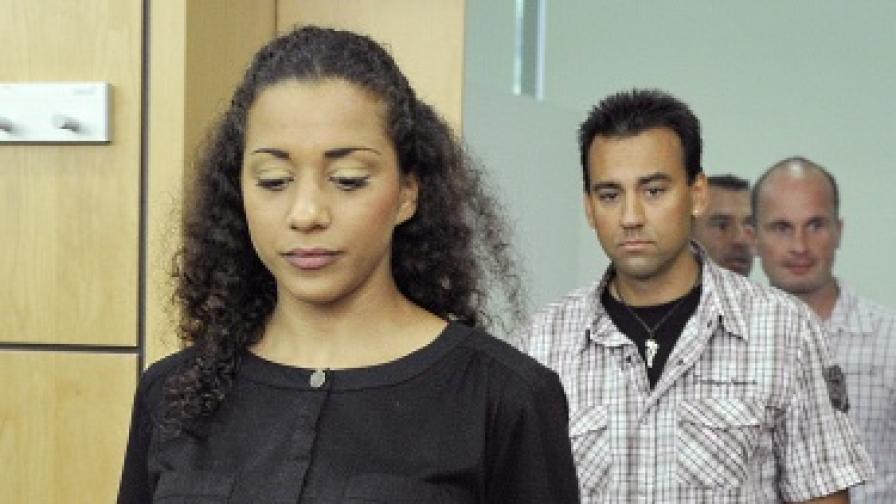 Надя Бенаиса отърва затвора