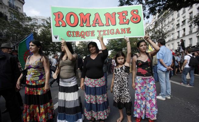 Десетки хиляди защитиха нашите роми