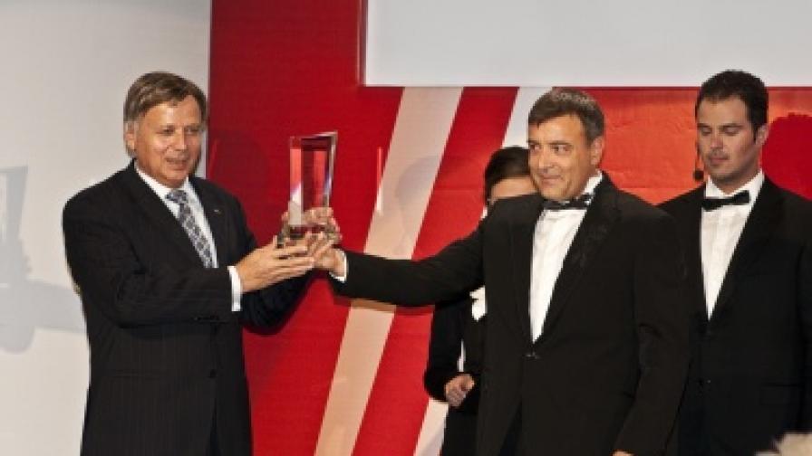 """Финалистите в конкурса """"Мениджър на годината 2010"""""""