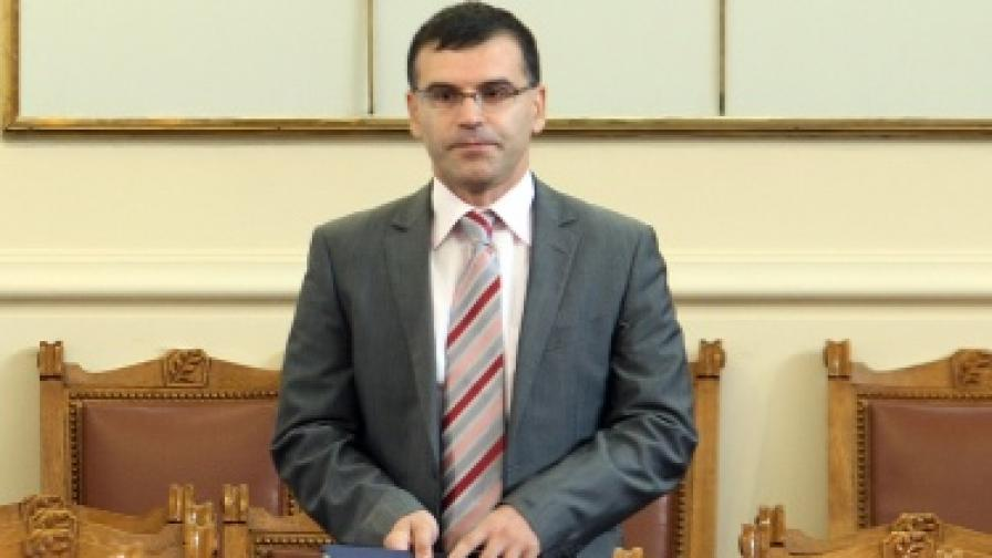 Дянков не изнесе нови данни за излишъка на НЗОК