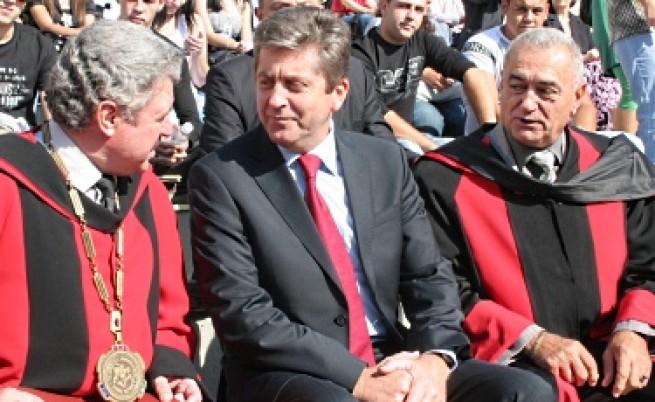 Първанов: Нужна е алтернатива на Борисов
