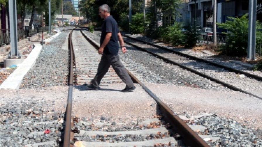 Съдът: Стачката на гръцките железничари е незаконна