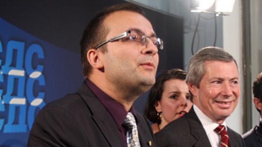 Посланикът на САЩ подкрепи идеята на СДС за фискален борд