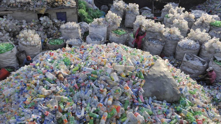 Защо в Тайван носят боклуци