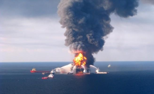 Запушиха съвсем дупката в Мексиканския залив