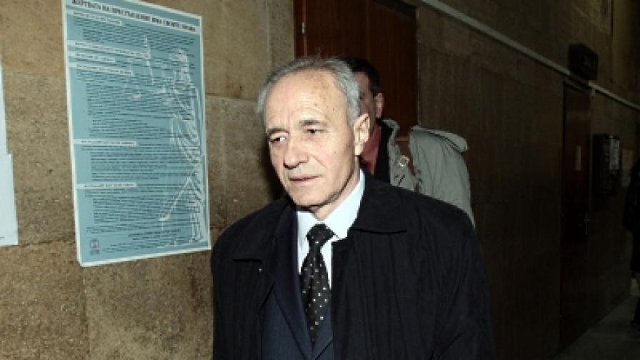 Асен Друмев (фотография от март 2008 г.)
