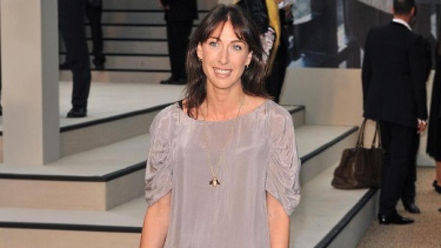 Саманта Камерън се завръща в света на модата