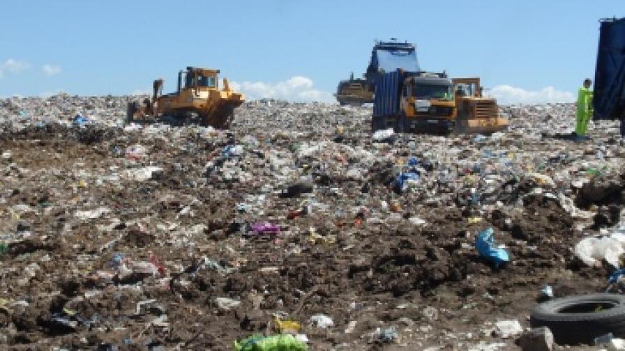 Пловдив задейства процедура срещу приемането на софийския боклук