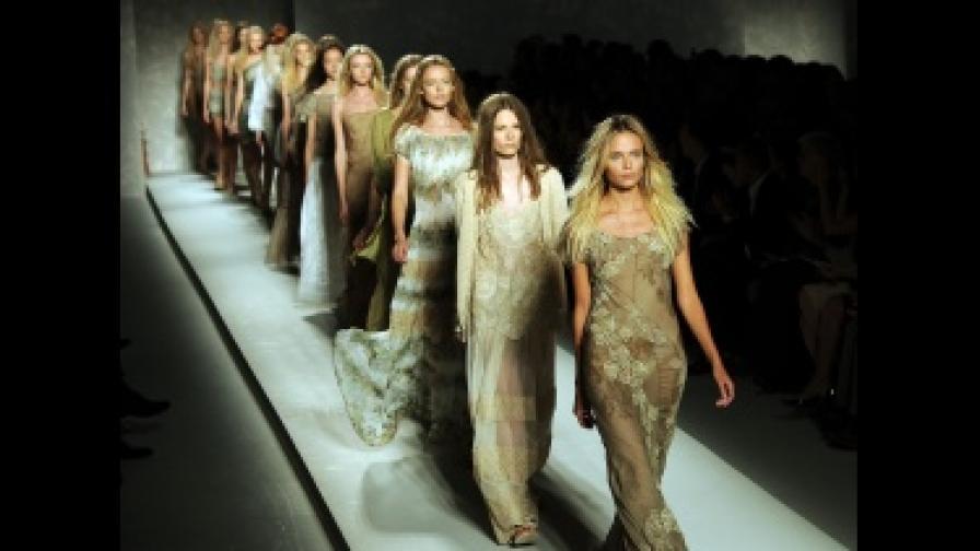 """Алберта Ферети представи колекция, адресирана към """"истнските реални дами"""""""