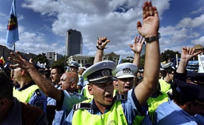 Вълна от оставки в румънската полиция