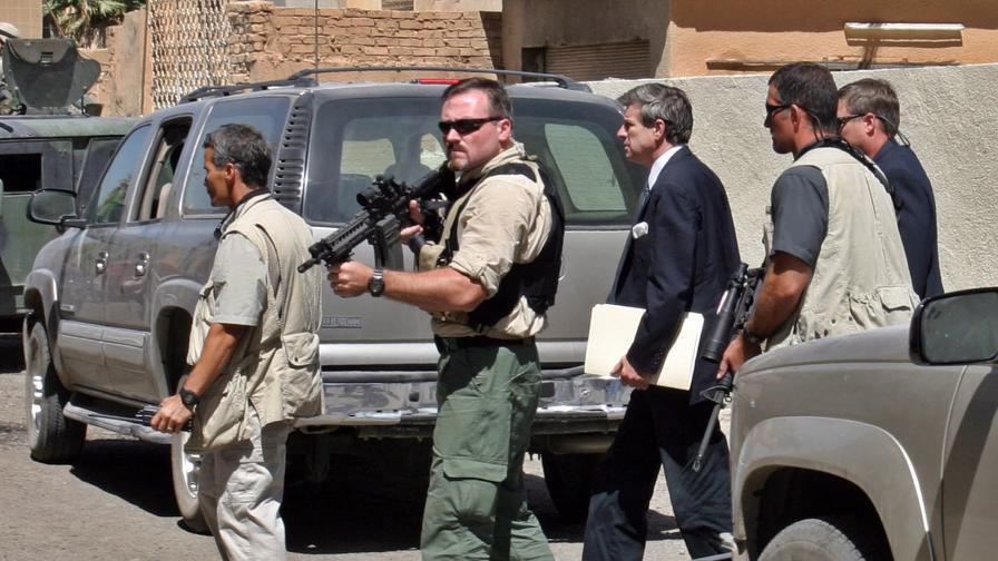 Афганистан разкара осем охранителни фирми