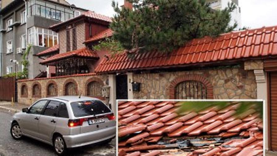 Взрив пред дома на варненски бизнесмен