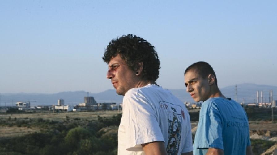 """Кадър от """"Източни пиеси"""", зослужил """"Златна роза"""" на 29-ия фестивал на българския филм"""