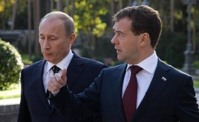 Партията на Путин обяви победа в местните избори в Русия