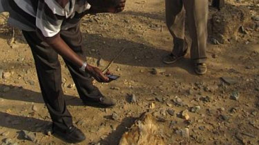 Българи откриха смъртоносен капан в Судан