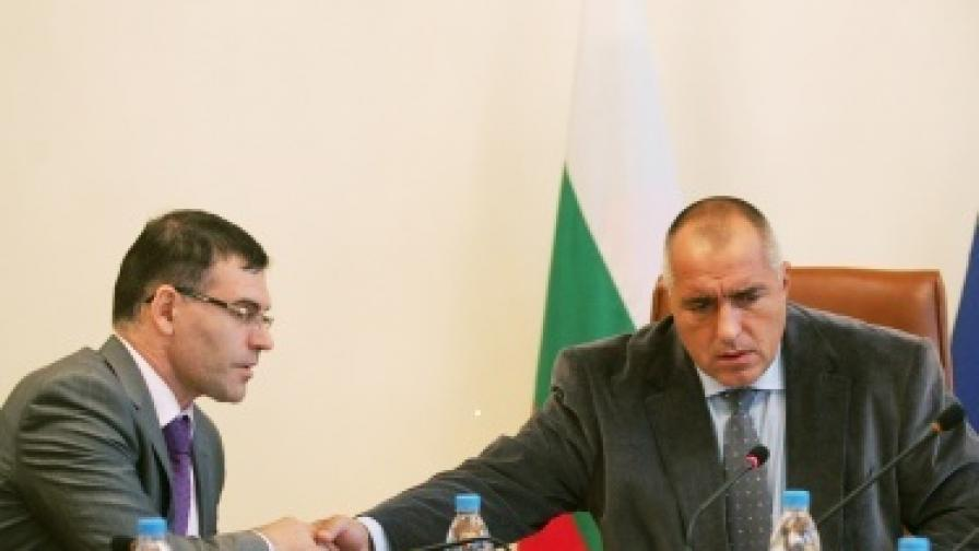 Борисов: Плевнелиев и Дянков, искайте оставки!