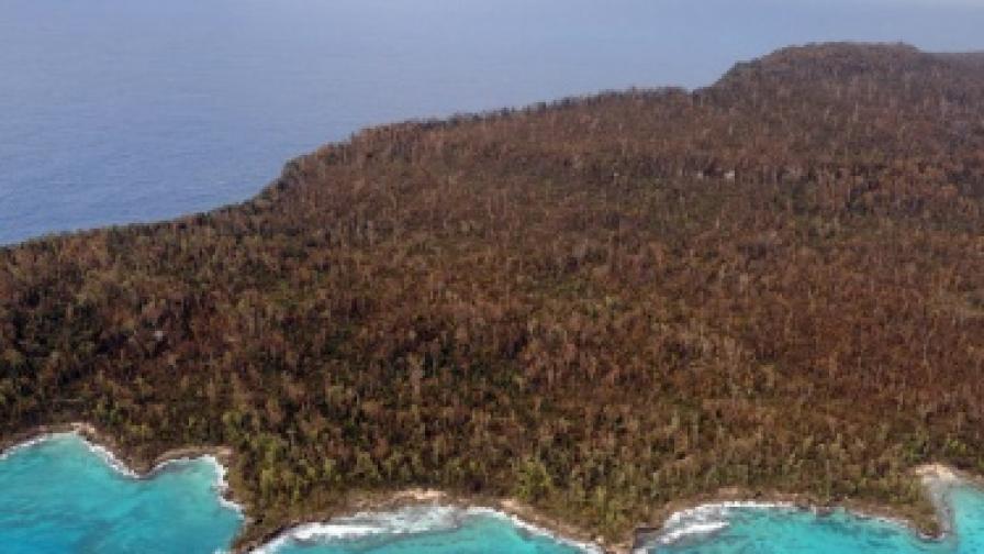 Във Фиджи изгубили декрета си за независимост