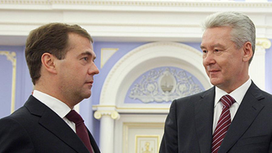 Медведев разкри на кого се е спрял